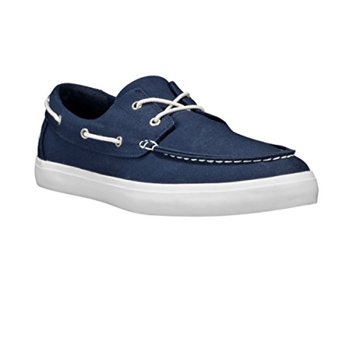 Timberland Newport Bay 2-Eye Canvas, Mocassins (Loafers) Homme Bleu (Black Iris Canvas 019)