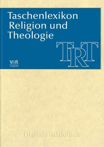 Digitale Bibliothek 073: TRT Taschenlexikon Religion und Theologie (PC+MAC)