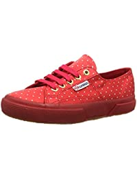 Superga 2750 Dotssatinw, Women's Low-Top Sneakers