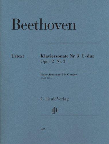 Sonate Op.2/3 Do Maj. - Piano