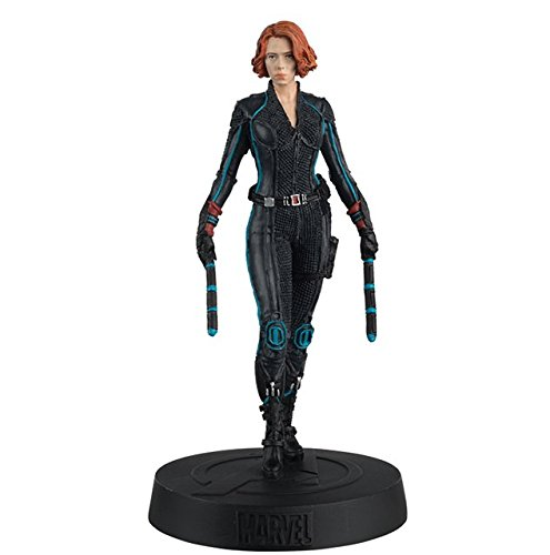 FIGURA DE RESINA MARVEL MOVIE COLLECTION Nº 37 BLACK WIDOW