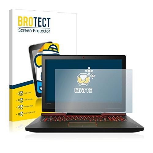 BROTECT Matt Displayschutz Schutzfolie für Lenovo IdeaPad Y900 (17.3) (matt - entspiegelt, Kratzfest, schmutzabweisend)