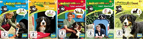 Staffel 1-5 (5 DVDs)