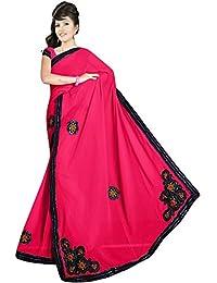 Karishma Women's Marble Saree,K003_Multicoloured_Freesize