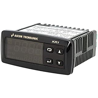 KR1-HCRR-D Module controller Controlled parameter temperature 0÷50°C