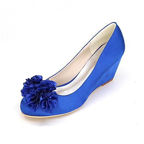 Hauts Confortables Chaussures Printemps Mariage De La blue YC Chaussures Femme L Automne SynthéTiques De Et Talons Talons Fins 6wxqpvBE