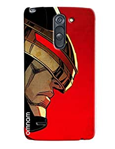 Omnam Cartoon Designed With Electric Shades Designer Back Cover Case For LG G3 Stylus