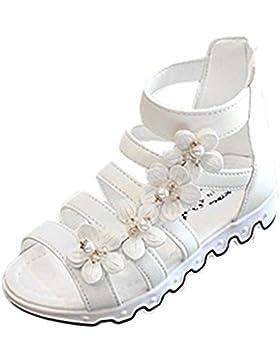 HCFKJ NiñOs PequeñOs NiñA Princesa Flor Zapatos De Verano NiñAs Sandalias