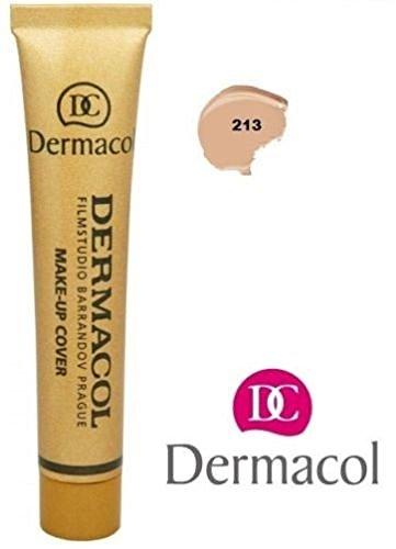 Dermacol Maquillaje Cover (Fundación para todas las Cicatrices o tatuajes)