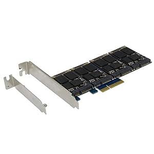 Sedna–Carte contrôleur PCIe 4x–Quad mSATA SSD RAID (RAID 0/1/10) Technologie Marvell HyperDuo (SSD non inclus)