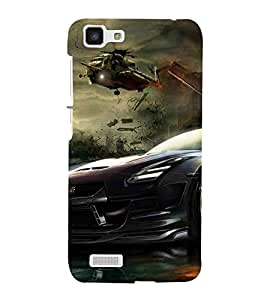 For Vivo Y27 :: VivoY27L nice car, super car, beautiful car, fantastic car, car, war, helicoper Designer Printed High Quality Smooth Matte Protective Mobile Case Back Pouch Cover by APEX