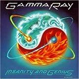 Gamma Ray: Insanity & Genius (Audio CD)