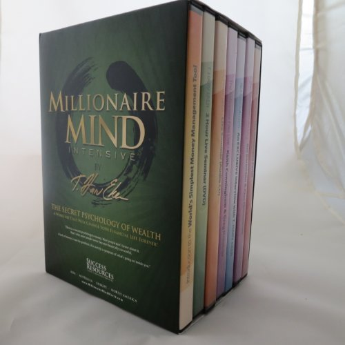 The Millionaire Mind Intensive by T.Harv Eker: The Secret Psychology of Wealth (7 Audio CD Set) hier kaufen