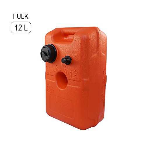 """Very handy petrol tank """"HULK"""" with the volume 12, 22 and 30 l, made of HDPE Polyethylene, with RINA certification Test"""