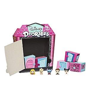 Doorables- Multi Peek Surprise, 6 Cajitas con Mini Muñecas Disney para Coleccionar, Multicolor (Famosa 700014655)