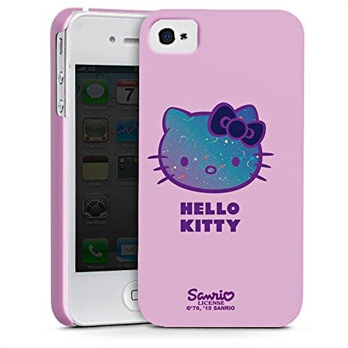 Apple iPhone X Silikon Hülle Case Schutzhülle Hello Kitty Merchandise Fanartikel Universe Premium Case glänzend