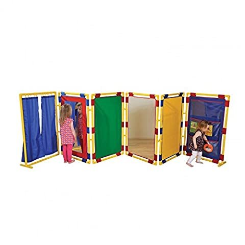6 Rectangular Activity Panels