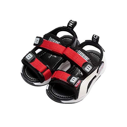 LILIHOT Neue Kinderschuhe Babyschuhe Jungen Und Mädchen Sandalen Kleinkind Schuhe Sommer Baby Sport Sandale Schuhe Turnschuhe Freizeitschuhe Nette Geschlossene Lauflernschuhe Schuhe (Camper-tennis-schuhe)