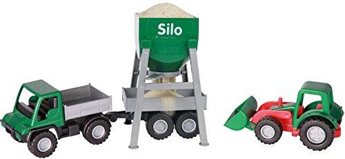 SIMM Spielwaren Lena 01253 - Mini Ferme compacte