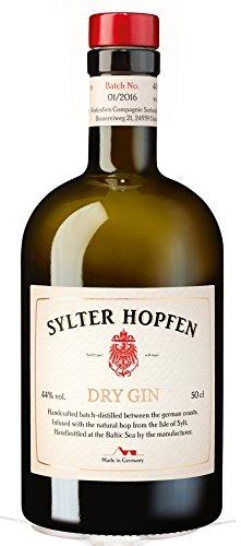Sylter Hopfen - Dry Gin 44% Vol. - 0,5l