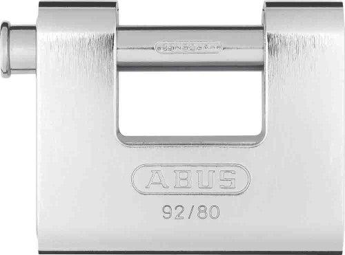 Abus 92/80 KA8521 - Candado Monoblock rectangular