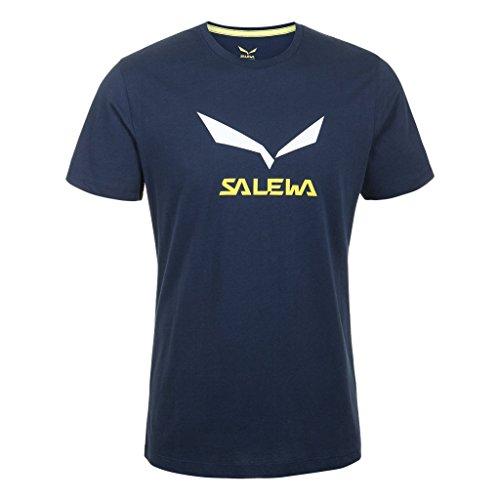 Salewa Solidlogo Co M S/S Tee Maglietta,