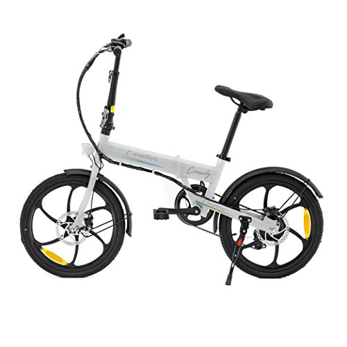 Imagen de Bicicletas Eléctricas Smartgyro por menos de 700 euros.