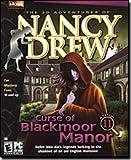 Nancy Drew Curse Of Blackmoor Manor Bx
