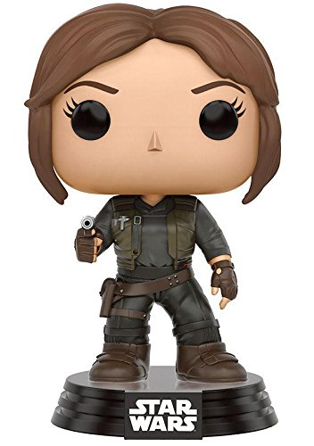 Figurine Pop! Vinyl Star Wars: Rogue One - Jyn Erso
