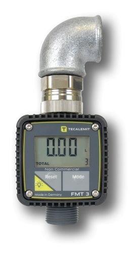 Elektronischer Durchflussmesser FMT III - Zählwerk Nachrüstsatz HORNET 50/80 - Elektronische Durchflussmesser