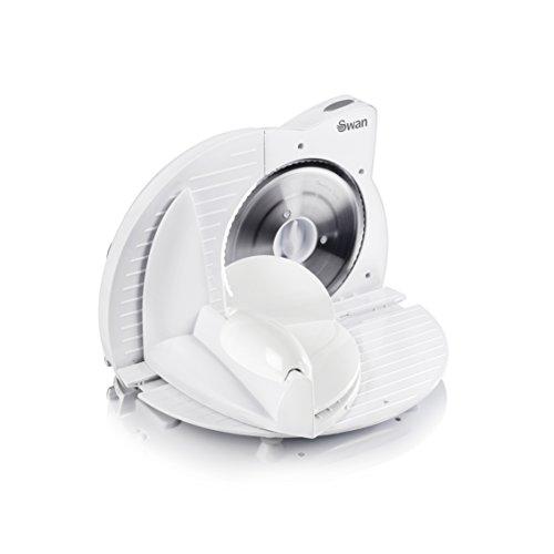 Swan SP10060N Compact White Food...