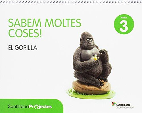 SABEM MOLTES COSES NIVELL 3 EL GORILLA - 9788491303435