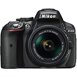 Nikon D5300 AF-P 18-55mm