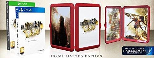 Final Fantasy Type-0 HD – Fr4me Limited Edition [Importación alemana] 418CaHaUG2L