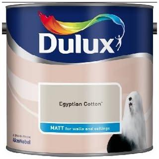 Dulux Matt 2.5L Egyptian Cotton