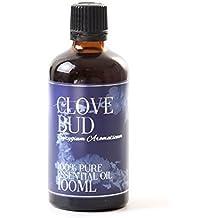 Aceite Esencial De Clavo De Olor - 100ml - 100% Puro