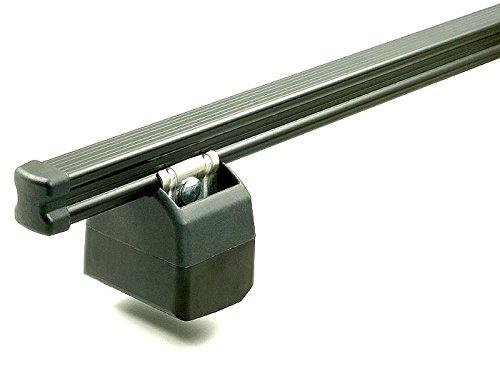Aurilis Dachträger Dachpackträger Pro kompatibel mit Citroen Jumpy ab 2016 3 Stangen 150 kg