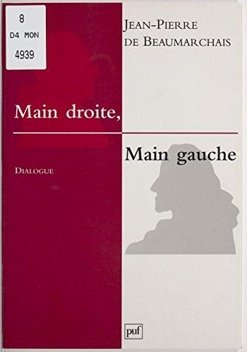 Download Online Main droite, main gauche pdf epub