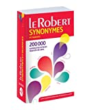 Dictionnaire des Synonymes et Nuances (Les Usuels)