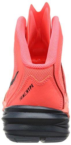 promo code 4e4ec 2a388 ... Nike Prime Hype Df - Chaussures De Basketball Pour Homme Rose (rose  Fluo) ...