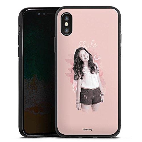 Apple iPhone 6 Plus Silikon Hülle Case Schutzhülle Disney Soy Luna Serie Silikon Case schwarz