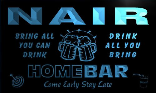 q31961-b-nair-family-name-home-bar-beer-mug-cheers-neon-light-sign