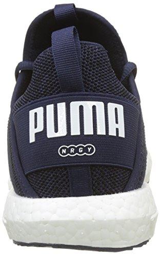 puma Puma Croce Mega Nrgy peacoat White Maglia Man Scarpe Blue xaagzHn