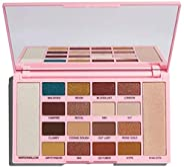 Makeup Revolution X Kisu Eyeshadow Palette, 5.7g