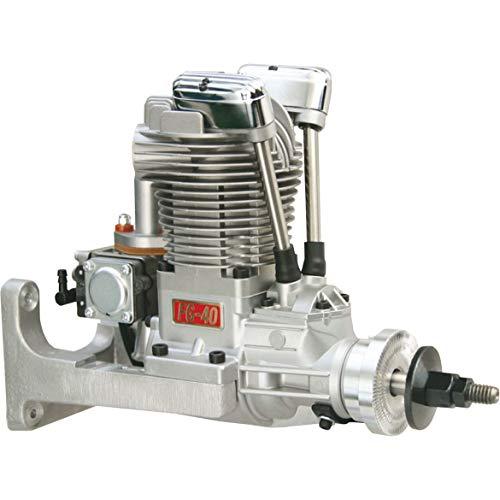 SAITO FG-40 Benzin Motor MIT ELEKTRONISCHER ZÜNDUNG (Saito Motor)