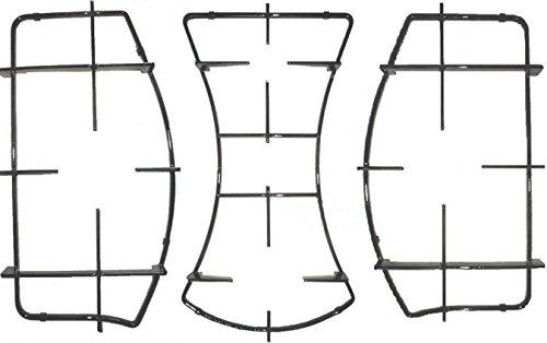 Ariston kit griglie per cucina griglia piano cottura per ph640 3 pz p 0277- 8 9