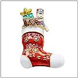 CCJIAC Weihnachten Schuhe Broschen Frauen Herren Accessoires Weihnachten Socke Brosche Pins Abzeichen Modeschmuck