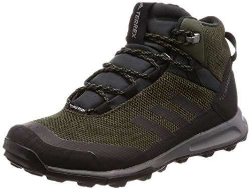 adidas Herren Terrex Vivid MID Climaproof Trekking- & Wanderstiefel, Mehrfarbig (Carnoc/Negbás/Gricua 000), 44 2/3 EU