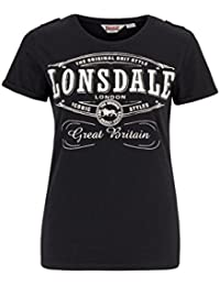 Lonsdale Ladies T-Shirt Saint Annes