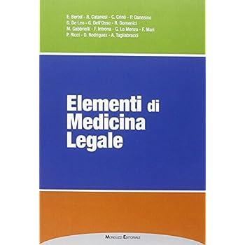 Elementi Di Medicina Legale